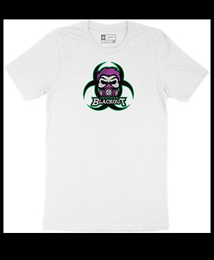 InHumanBlackout - Unisex T-Shirt