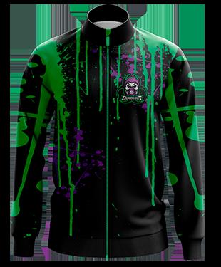 InHumanBlackout - Bespoke Player Jacket