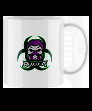 InHumanBlackout - Mug