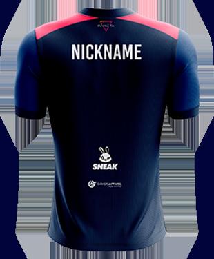 Inviicta - Pro Short Sleeve Esports Jersey