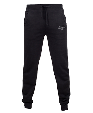 Inviicta - Slim Cuffed Jogging Bottoms