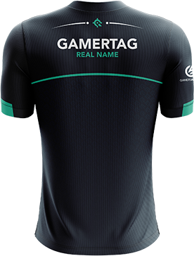IQ Gaming - Pro Short Sleeve Esports Jersey