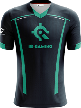 IQ Gaming - Pro Short Sleeve Esports Jersey