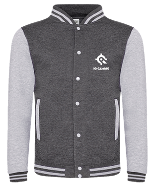 IQ Gaming - Varsity Jacket
