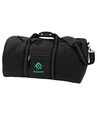 IQ Gaming - Vintage Canvas Holdall