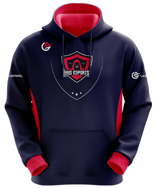 Iris - Esports Hoodie without Zipper