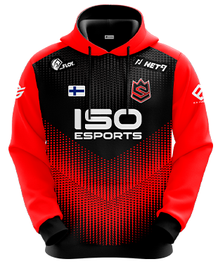 ISO Esports - Bespoke Hoodie