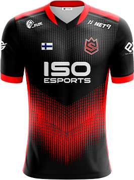 ISO Esports - Pro Short Sleeve Esports Jersey