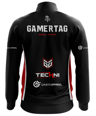 ArGus - Esports Player Jacket