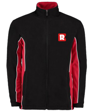 Reason Gaming - Micro Fleece Track Jacket
