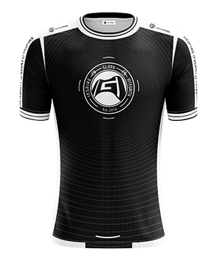 IGI Esports - Pro Short Sleeve Jersey 2018-19 - Black