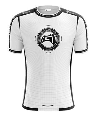 IGI Esports - Pro Short Sleeve Jersey 2018-19 - White
