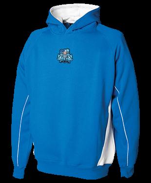 joken - Kids Contrast Hooded Sweatshirt