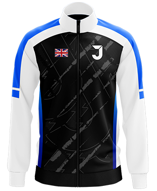 Journey Gaming - Bespoke Player Jacket
