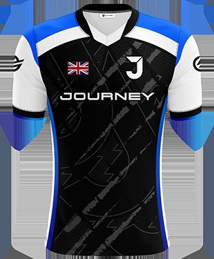 Journey Gaming - Short Sleeve Esports Jersey