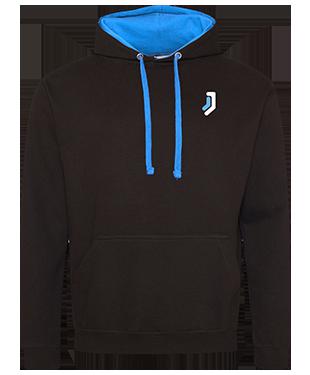 JustJamie - Contrast Hoodie