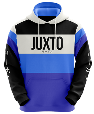 Juxto - Hoodie without Zipper