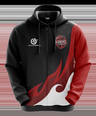 KaoS Esports - Esports Hoodie with Zipper