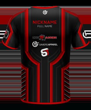 KaoS Esports - Official Short Sleeve Jersey - Black