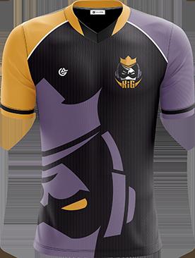 KIGesports - Pro Short Sleeve Esports Jersey