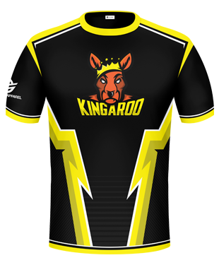 Kingaroo - 2017 Short Sleeve Jersey