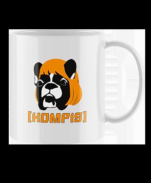 KompisKlanen - Mug