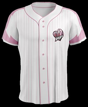 kpfps - Short Sleeve Baseball Jersey