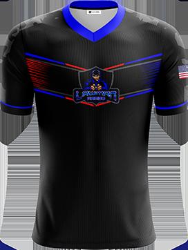 LawMan Rambo - Short Sleeve Esports Jersey