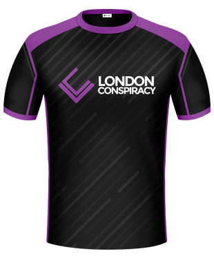 London Conspiracy - 2017 Pro Player Jersey