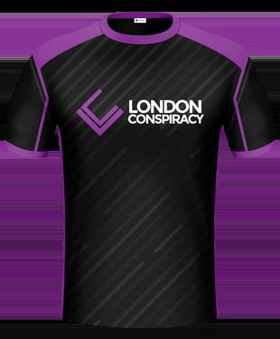 London Conspiracy - 2017 Pro Player Jersey