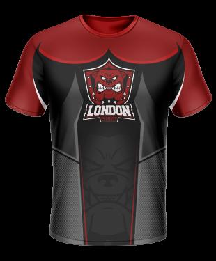 LDN Esports - Short Sleeve Jersey