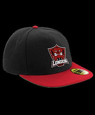 LDN Esports - Original Flat Peak Snapback Cap