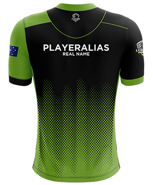 Legion Gaming - Short Sleeve Esports Jersey