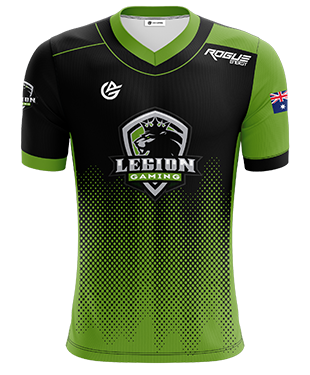 Legion Gaming - Short Sleeve Esports Jersey