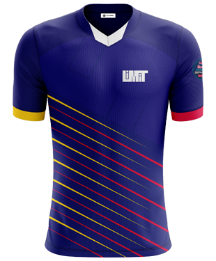 Limit - Short Sleeve Esports Jersey