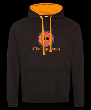 LiTTle Ginge Gaming - Contrast Hoodie