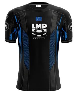LMP Esports - Short Sleeve Esports Jersey