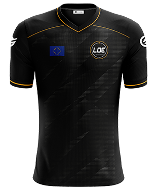 League of Europe - Pro Short Sleeve Esports Jersey