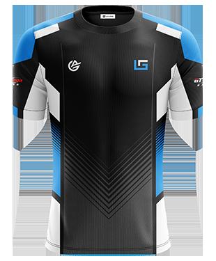 Lucendi Gaming - Short Sleeve Esports Jersey