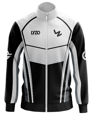 LyZo Esports - Player Jacket - White