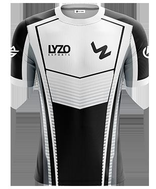 LyZo - Pro Short Sleeve Esports Jersey