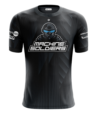 Machine Soldiers - Short Sleeve Jersey