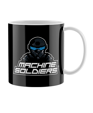 Machine Soldiers - Drinking Mug