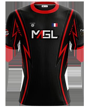 MAGL - Short Sleeve Esports Jersey