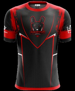 Malicious Esports - Short Sleeve Jersey