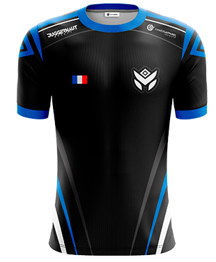 Malicious Threat - Short Sleeve Esports Jersey