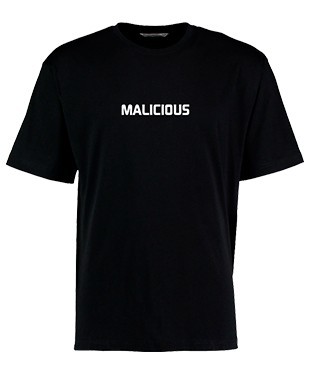Malicious Threat - Hunky Superior T-Shirt