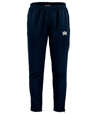 Malicious Threat - Piped Slim Fit Track Pants