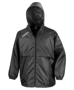 Malicious Threat - Lightweight Lined Waterproof Jacket