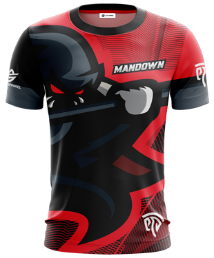ManDown - Esports Jersey - Short Sleeve